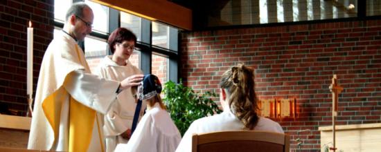 Konfirmation nach dem Kirchenaustritt