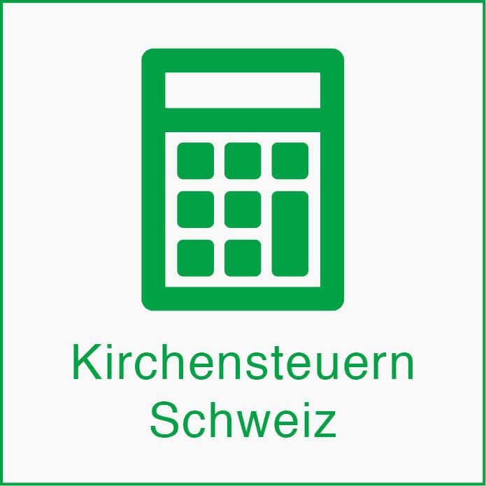 Kirchensteuern Schweiz